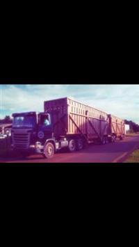 Caminhão Scania G