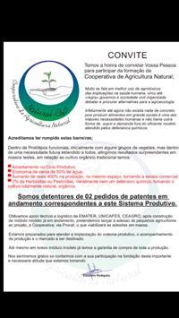 Produção orgânica em grande escala