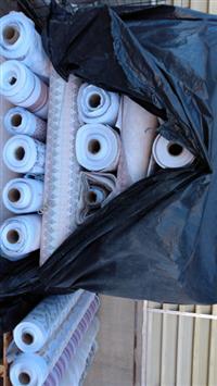Bobinas de papel estampado de 1,60 mts