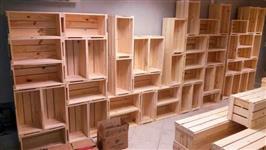 Pallets caixotes