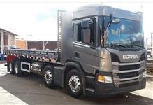 Caminhão SCANIA P320 ano 19