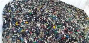 Plástico moido