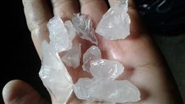 Vendo pedrase de cristal