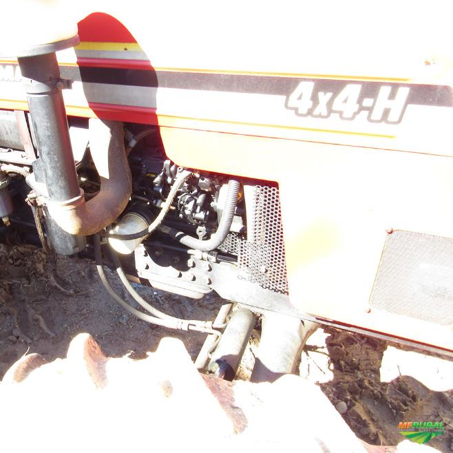 Trator Yanmar 1155/4  4x4 ano 10