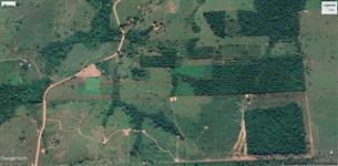 Vendo sítio com 10,31 alqueires no km 7,5 da linha 164 lado norte, Rolim de Moura/RO