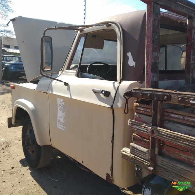 Caminhão Dodge D 400 ano 77