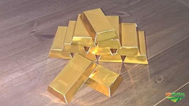 Compro ouro em Grande quantidade
