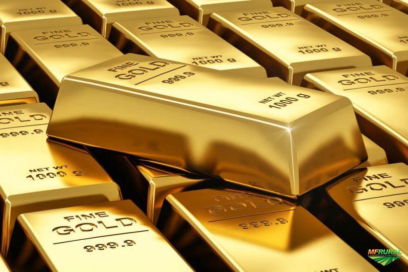 Compro ouro AU