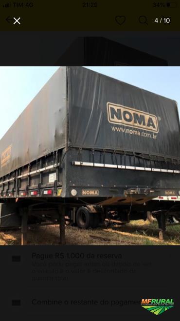 Bitrem graneleiro Noma 2009