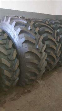 pneus de trator e terraplanagem