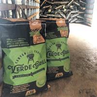 CARVÃO VERDE GRILL  - Carvão Vegetal Ecológico Sustentável para churrasco