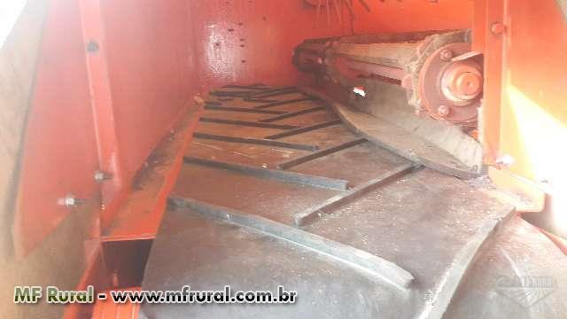 Vagão Forrageiro VFN 8000 Nogueira