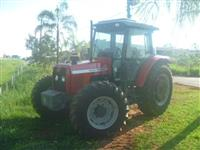 Trator Massey Ferguson 291 Advanced 4x4 ano 10