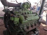 Motor V8 Detroit