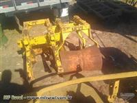 Rolo cobridor/compactador do cultivador DMB