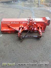 Triton Triturador/roçador de grama urbano 1800