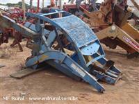 Plaina agrícola dianteira comando hidráulico com bomba independente para o Ford 6600/6610