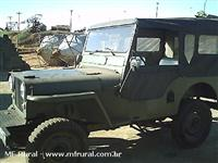 Jeep Willis 1951 todo original, único dono