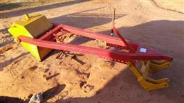 Pá carregadeira Traseira para Agrale 4100