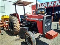 Trator Massey Ferguson 290 4x2 ano 95