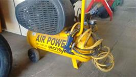 Compressor de ar AIR POWER, motomil, CMV 7,6 PL/30 usado