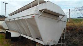 Silo Thriel quadrado, capacidade 18 ton, 6 gavetas, usado