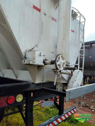 CAR/S.REBOQUE/ SILO, Marca/Modelo REB/KRONE, Ano 1995 com silo Imoto 32 ton, sem pneus