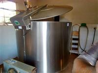 Tanque resfriador plurinox 3000 litros