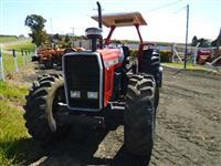Trator Massey Ferguson 292 4x4 ano 92