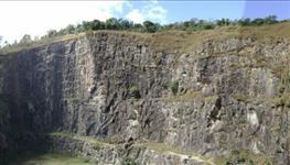 Pedreira pedra Brita
