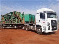Conjunto Móvel de Reciclagem modelo Pioneiro 1112/3T