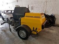 Máquina PUTZMEISTER Projetora de Argamassa/Gesso
