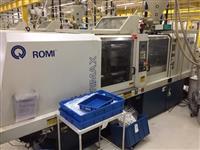 Máquina Injetora ROMI PRIMAX 100R - Controlmaster 8 - Tensão: 440V