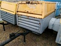 Compressor de Ar DIESEL- 275 PCM 08 bar