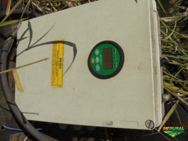 Tanque inox resfriador de leite - Marca: KEPLER WEBER NS. TRMD12G311 - Capacidade: 1.500 Litros