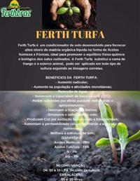 TURFA LIQUIDA SUPER NITROGENADA- Substitui a Cama de Frango e o Esterco Bovino