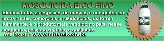 MOSQUICIDA BICO FINO