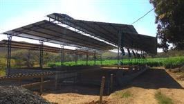 Compost Barn