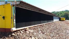 Aviario sistema DARK HOUSE 18.00 x 180.00 = 3240 m²
