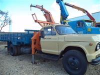 CAMINHAO D 60 COM MOTOCANA GM 3005