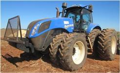 Trator New Holland T8.385 4x4 ano 15