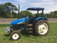 Trator New Holland TL 70 4x2 ano 99