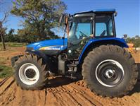 TRATOR NEW HOLLAND TM 180 ANO 2008