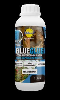 Cola Entomológica Blue Glue 1L- Mosca do Estábulo e do Chifre