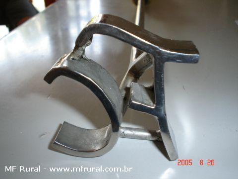 marcadores de gado em aço inox