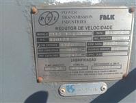 Redutor FALK  2145  Y3L.S  COM ACOPLAMENTO  HIDRÁULICO  VOITH