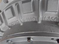 ACOPLAMENTO HIDRAÚLICO  HIDRODINÂMICO  HENFEL H 350 500 HP