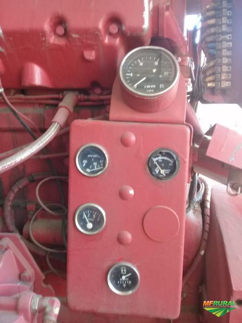 Motor Cummins  Marítimo com bomba de 900 mil litros/hora