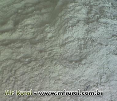 Quartzo Mineral (Dióxido de Silicio)