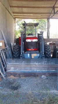 Trator Massey Ferguson 4283 4x4 ano 16